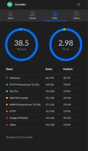 UDM-interface-Client-Traffic